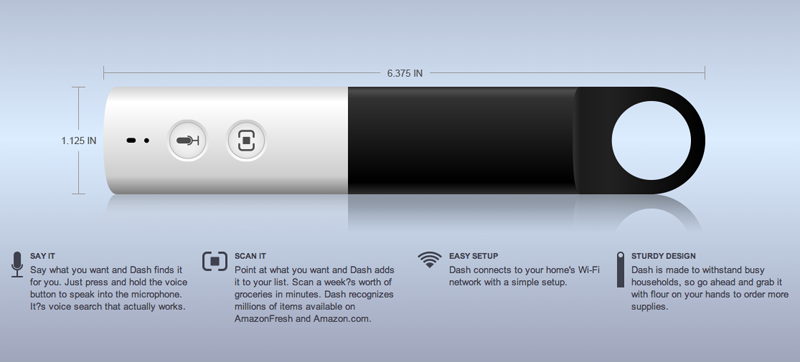 ERP Implications of Amazon Dash