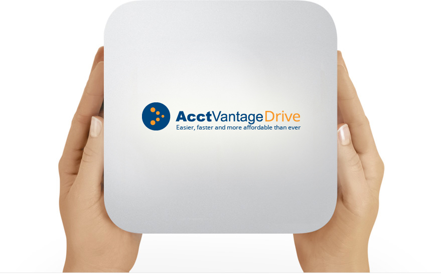 AcctVantage Drive Speeds UP ERP Implementations By Over 800%