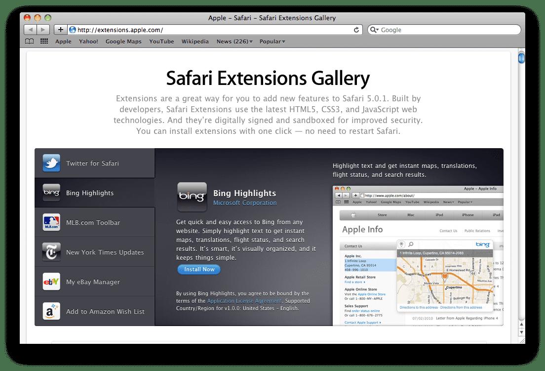 block websites safari yosemite